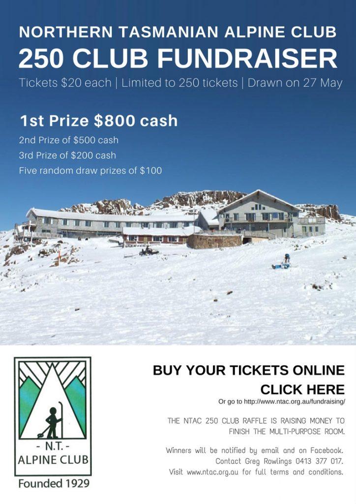 250 Club Poster